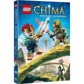 LEGOLEGO Les légendes de Chima Saison 1 Volume 2 DVD