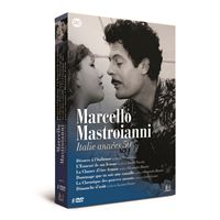 Coffret Marcello Mastroianni DVD