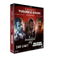 Coffret Tueurs à gage 3 films Blu-ray