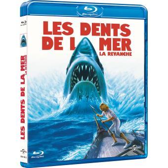 Les Dents de la merLes Dents de la mer 4 - Blu-ray