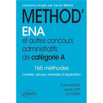 dd530ffd873 Method ena et autres concours administratifs de catégorie A ...
