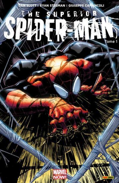 Superior Spider-Man T01 - 9782809461947 - 9,99 €
