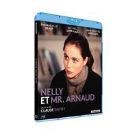 Nelly et Monsieur Arnaud Exclusivité Fnac Blu-ray
