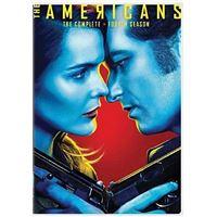The Americans Saison 4 DVD