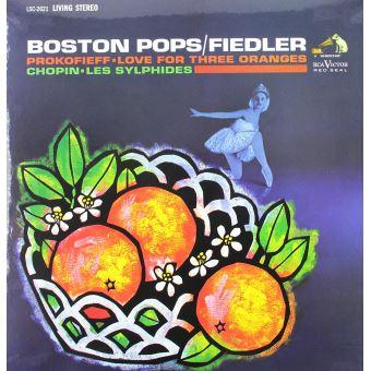 Love For Three Oranges Les Syphides