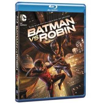 Batman vs. Robin  Blu-Ray