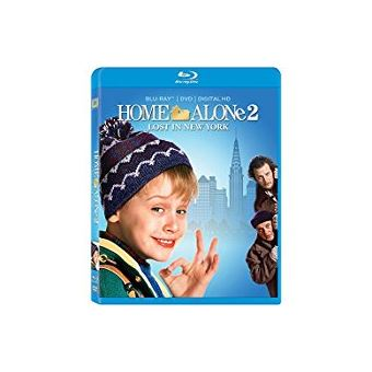 Home AloneHome Alone 2: Lost in New York Blu-ray