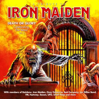 A Tribute To Iron Maiden-Death Or Glory