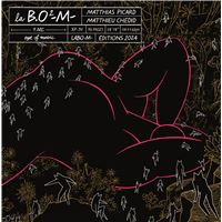La B.O.2 -M- - Livre Cd