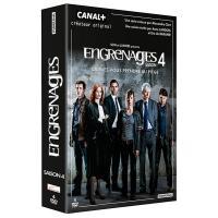Engrenages - Coffret intégral de la Saison 4