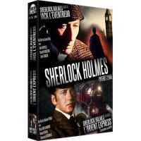 Sherlock Holmes attaque l'Orient Express - Sherlock Holmes contre Jack l'Eventreur - Coffret