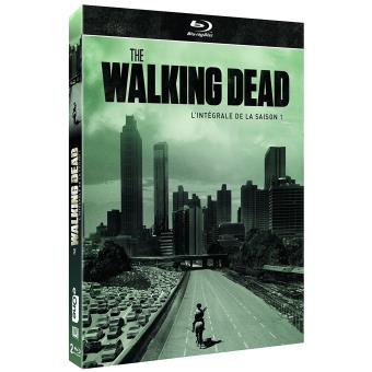 The Walking DeadThe Walking Dead Saison 1 Blu-ray
