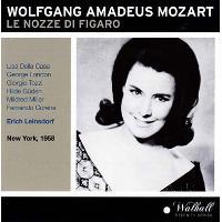 Noces de Figaro - Metropolitan opera New York 1958