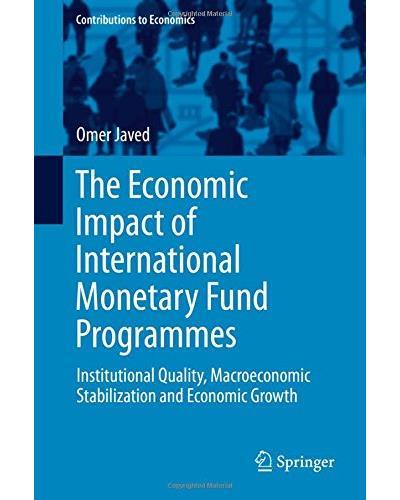 The economic impact of international monetary fund programmes