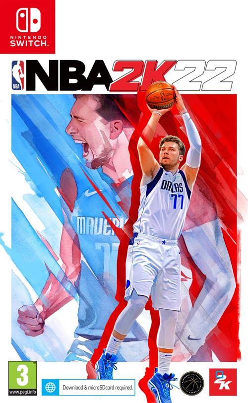 NBA 2K22 Nintendo Switch