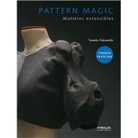 Pattern magic matières extensibles