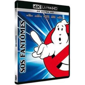 SOS FantômesSOS fantômes Blu-ray 4K Ultra HD