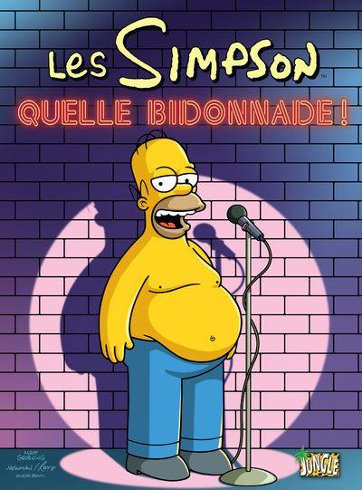 Les Simpson - tome 3 Quelle bidonnage !