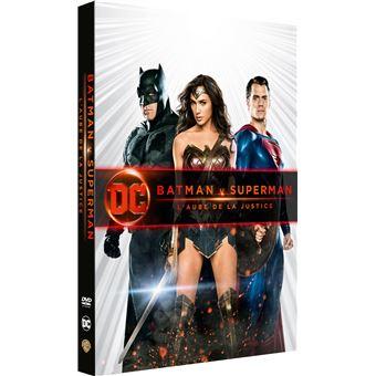 SupermanBatman V Superman L'aube de la justice DVD