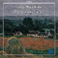 Symphonie pour orgue opus 42 et 81