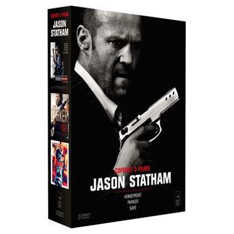 Coffret 3 films Jason Statham DVD