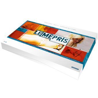 Le mépris Coffret Blu-Ray + DVD Edition du 50ème Anniversaire