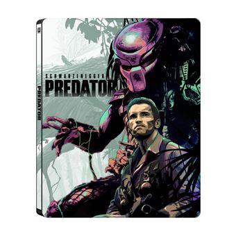PredatorPredator Steelbook Blu-ray 4K Ultra HD
