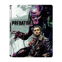 Predator Steelbook Blu-ray 4K Ultra HD