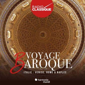 Voyage baroque Italie Venise Rome