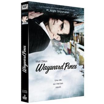 Wayward PinesWayward Pines Saison 1 DVD