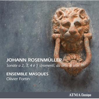 Rosenmüller 12 Sonatas