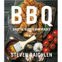 BBQ sauzen, rubs & marinades