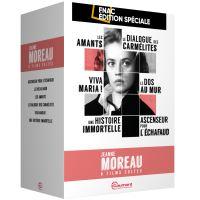 Coffret Jeanne Moreau 6 Films Edition Spéciale Fnac DVD