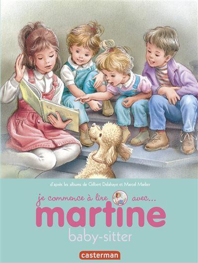 Martine - Tome 38 : Martine baby sitter
