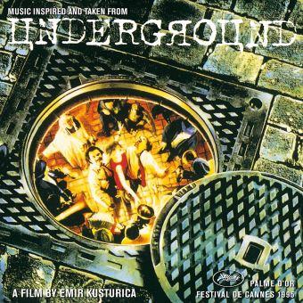 UNDERGROUND/LP