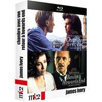 Coffret James Ivory Blu-ray