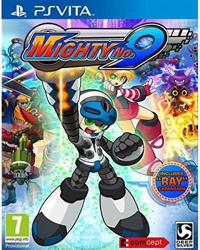 Mighty No. 9 PS Vita