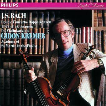 Concertos pour violon / BWV.1041, BWV.1042 et BWV.1043