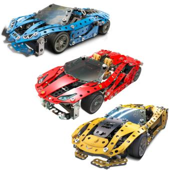 jeu de construction meccano voiture de sport meccano achat prix fnac. Black Bedroom Furniture Sets. Home Design Ideas