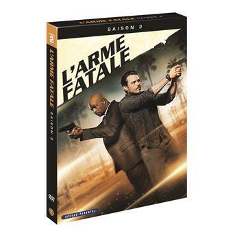 L'arme fataleL'arme fatale Saison 2 DVD