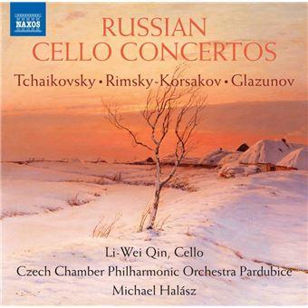 Concertos russes pour violoncelle