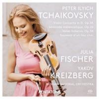 Concerto pour violon Opus 35 Sérénade Mélancolique Opus 26