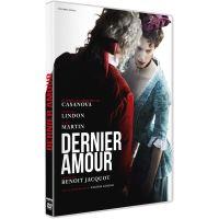 Dernier amour DVD
