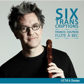 6 transcriptions pour flûte à bec
