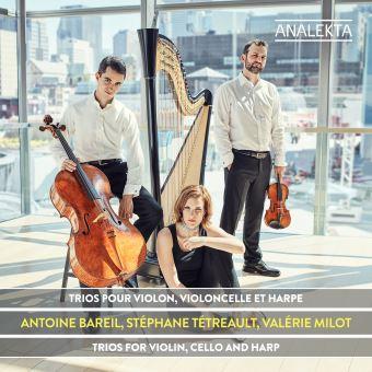 Antoine Bareil, Franz Schubert, Jacques Ibert, Henriette Renie