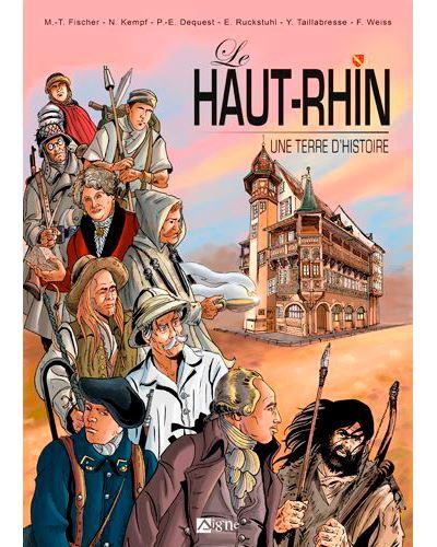 Le Haut-Rhin une terre d'histoire