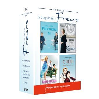 Stephen Frears Edition Fnac DVD
