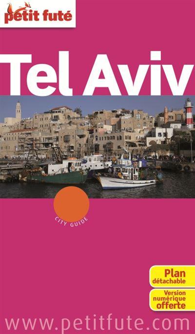 Petit Futé Tel Aviv avec plan