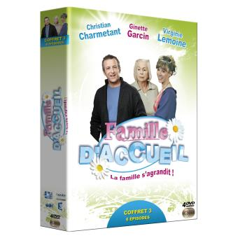 Famille d'accueilLa famille s'agrandit, Volume 3 - DVD