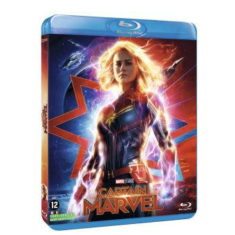 Captain MarvelCaptain Marvel Blu-ray
